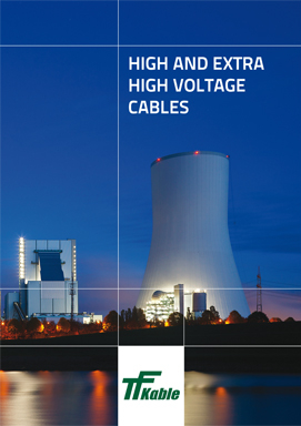 High and extra high voltage cables