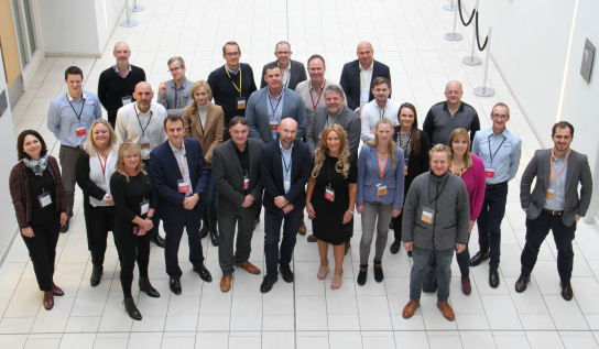 JDR and TFKable host the meeting of Kriegers Flak - Safety & Quality Day